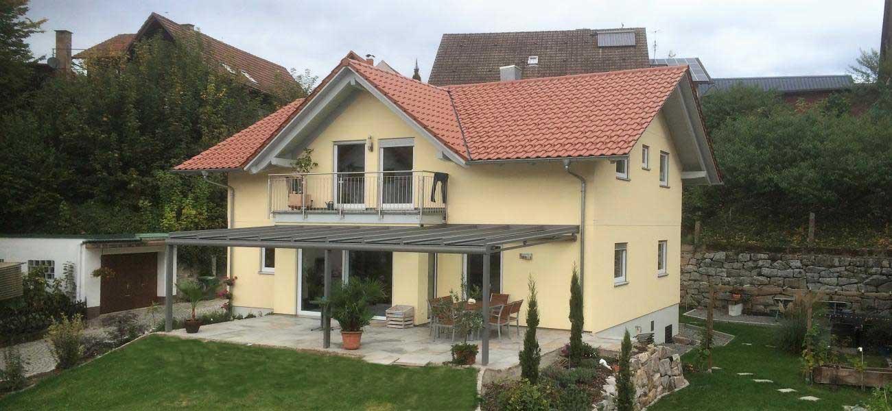 Terrassendach / Veranda